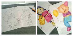 jouetsparis: et un peu plus de mes peintures,, jouets dans un ...