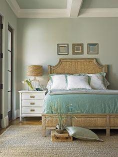 yazlık yatak odasında mobilya seçimi