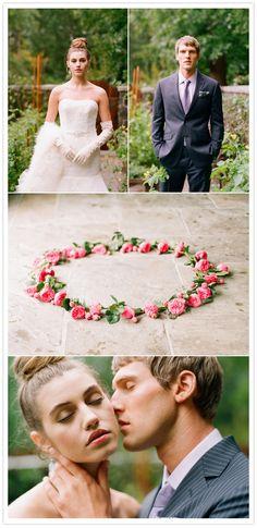 Bridal shoot by Elizabeth Messina | http://www.100layercake.com/blog/2012/01/25/bella-luna-farms-bridal-shoot-by-elizabeth-messina-part-2/