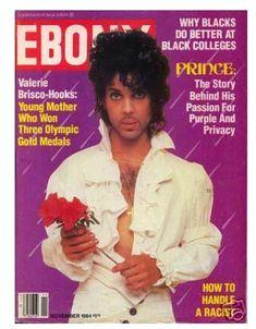 Prince - Ebony Magazine: An American Original - CoverArt.com | CoverArt.