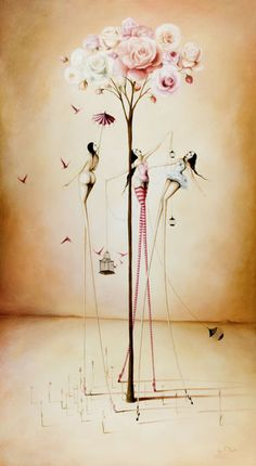 Art of Pole Dancing - Pole Dance Classes Kings Lynn, Best Dance Pole To Buy, Pole Dance Beginner Moves List Pole Dance, Pole Art, Rose Trees, Bedroom Murals, Faeries, Easy Drawings, Artsy Fartsy, Amazing Art, Flower Power