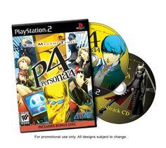 Shin Megami Tensei: Persona 4 - PlayStation 2 - abc2ze