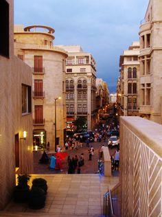 Beautiful Beirut, Lebanon