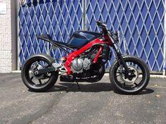 Street Fighter Honda CBR 600 F2 1991 Engine