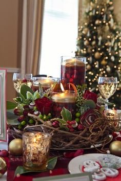 Holiday Table....