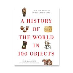 Neil MacGregor's A History of the World in 100 Objects takes a bold, original approach to human history, exploring past civilizations through the objects that defined them.  Encompassing a grand sweep of human history, A History of the World in 100 Objects begins with one of the earliest surviving objects made by human hands, a chopping tool from the Olduvai gorge in Africa, and ends with objects which characterise the world we live in today.