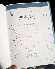 Bullet Journal - - - New Ideas