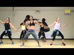 Nene Malo - Comerte Toda | Sol Zumba - YouTube