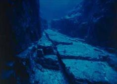 In 2001, archaeologists found an underwater city at the bottom of Fuxian Lake in China. Description from tripelio.com. I searched for this on bing.com/images