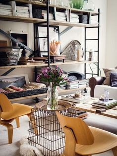 Tour a Collected California Home With Character via @domainehome