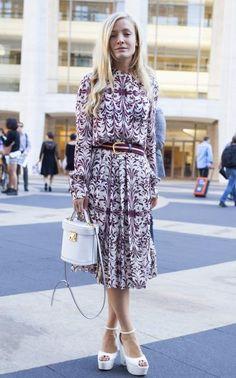 Kate Foley.       FENDI Shoes