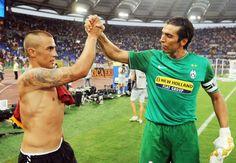 Cannavaro: Buffon Penjaga Gawang Terbaik Dunia