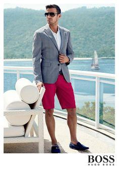 d01693847c48d Boss by Hugo Boss Menswear - Summer 2013 Ad Campaign \\ Models - Alex  Lundqvist / Corey Baptiste / Tommy Dunn