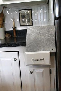 Formica That Looks Like Soapstone Or Slate With Ogee Idealedge Kitchen Cincinnati By Group Home