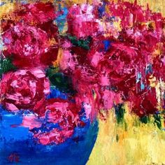 Buy original art via our online art gallery by UK/British Artists. A huge selection of modern art paintings for sale, as well as traditional artwork for sale through Art Discovered Online. Art Paintings For Sale, Modern Art Paintings, Traditional Artwork, Floral Artwork, Acrylic Painting Canvas, Red Flowers, Online Art Gallery, Original Art, Abstract