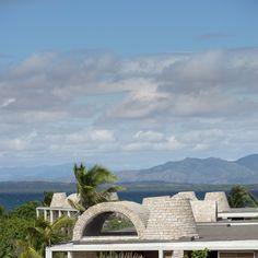 Miavana resort in Madagascar, Africa