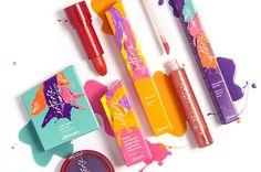 Intense Pop Colors #Packaging #Design