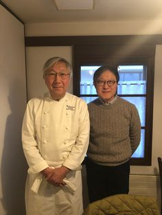 Japan's frontier of Spanish cuisine from San Sabastian, Koji Fukaya.   His restaurants Vascu and La Concha both in Hakodate cannot be missed while traveling to Hokkaido.  I am a proud member of his Sociedad Gastronomica.  April 2019