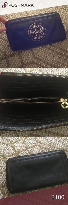 Tory Butch wallet Barely used wallet Tory Burch Bags Wallets