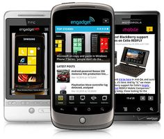 Engadget - Top tech news (iOS, Android, Blackberry, Web)