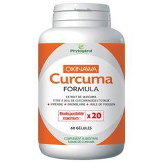 Okinawa Curcuma formula : pur concentré de bienfaits naturels pour la santé !!