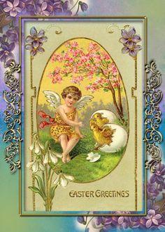 Free Easter Greetings Cards  Digital Crafts Portal cakepins.com