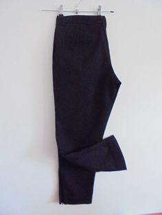 Sussan-Black Stretch Pant-Size 12