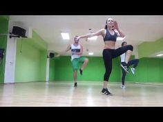ZUMBA -''CHA CHA SWING'' with Kate Kazumba - YouTube