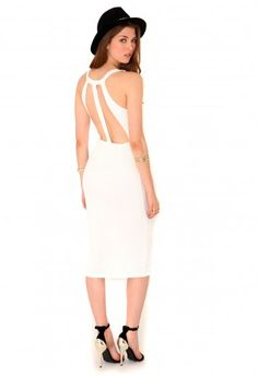 Zurie Textured Cut Out Back Midi Dress: http://www.missguided.co.uk/catalog/product/view/id/72720/s/zurie-textured-cut-out-back-midi-dress/category/640/