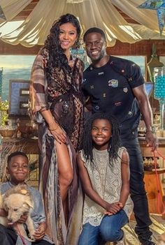 Welcome to Oghenemaga Otewu's Blog: Kevin Kevin Hart and his wife, Eniko welcome their...
