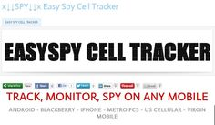 http://easyspycelltracker.weebly.com/    Easy Spy Cell Tracker    Spy on any cell phone easily using the cell tracker app by EasySpy. Spy on their calls, text messages, physical location and much more with Easy Spy Cell Tracker.    easyspy, easyspy cell tracker, easyspy cell phone tracker
