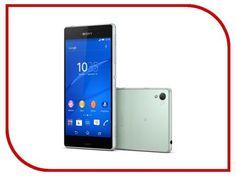 Сотовый телефон Sony D6603 Xperia Z3 Silver Green  — 22888 руб. —