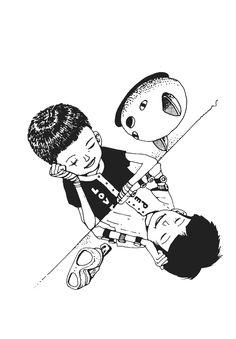 We Love Taiyo Matsumoto