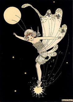 """Margaret Clark """"The Star Fairy""""  is subject to copyright.   I actually own the original!"""