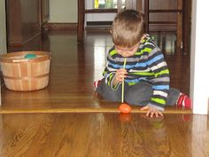 Egg Race - and other Easter Games for Kids by ROCmomma