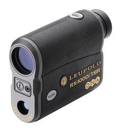 RX-1000i TBR with DNA Digital Laser Rangefinder · Leupold
