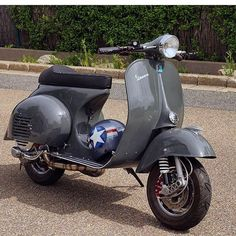 Nice tuned up vespa maas mechelen scooter pinterest for Garage scooter nice