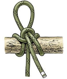 Knots: How to Tie the Highwayman's Hitch | #preparedness #survival #skills
