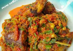 Cook N, Indonesian Cuisine, Fish And Seafood, Tandoori Chicken, Street Food, Food And Drink, Cooking Recipes, Tasty, Lunch
