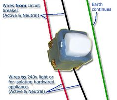 Image result for 240 volt light switch wiring diagram australia article by peter smith caravans plus traditional electrical installation guide publicscrutiny Gallery