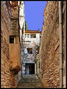 Old City, Rovigno-Rovinj, Croatia