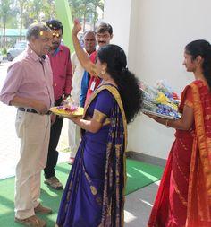 Suresh Heblikar at FRLHT-TDU (IHC campus)