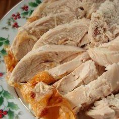 Moist & Tender Turkey Breast from Food.com | MyRecipes.com