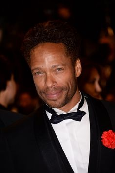 Attention, un Expert est à Cannes : Gary Dourdan.