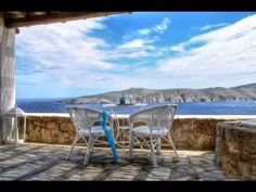 White Villa Mykonos - Rent a Villa in Mykonos Greece Mykonos Villas, Mykonos Greece, Greece Vacation, Beach Vacation Rentals, Rent A Villa, Barcelona, Holiday Accommodation, Outdoor Furniture Sets, Outdoor Decor
