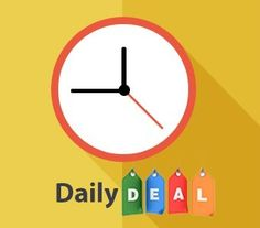 Magento Daily Deal - Create attractive deals every day and boost sales drastically with daily deals