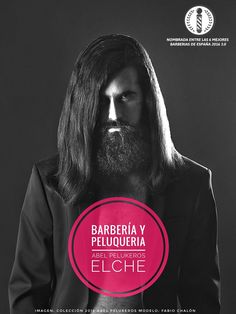 BARBERÍA ELCHE Abel Pelukeros especialistas en esculpido y optimización de barbas... LOS MEJORES PRODUCTOS y LOS MEJORES PROFESIONALES...  Abel Pelukeros  Reserva tu cita ☎️966630393