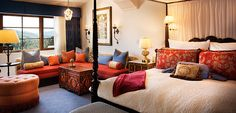Hotel Penthouse Suites in Southern California | Ojai Valley Inn & Spa - Hacienda Penthouse