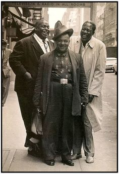 Willie Dixon, Big Joe Williams and Memphis Slim