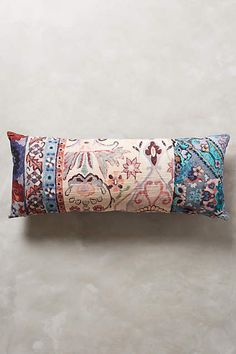 *actual* Bedroom Pillow $88!! Pirra Pillow - anthropologie.com